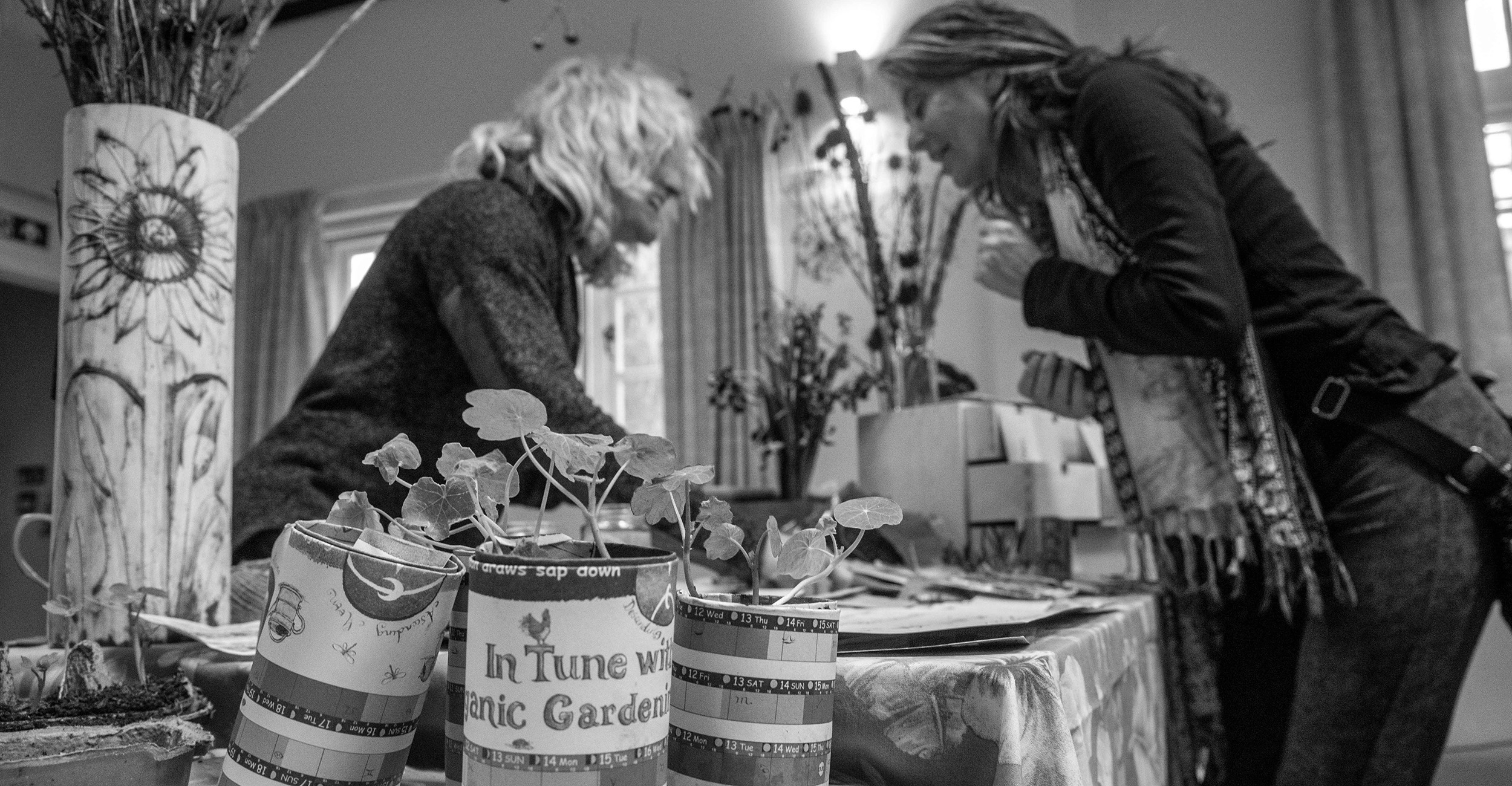 Seed Swap at Firle Village Hall